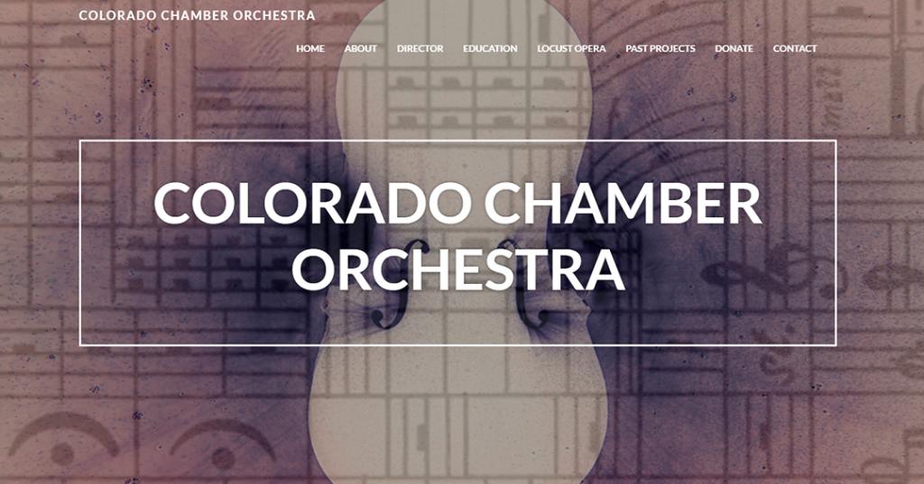 Colorado Chamber Orchestra