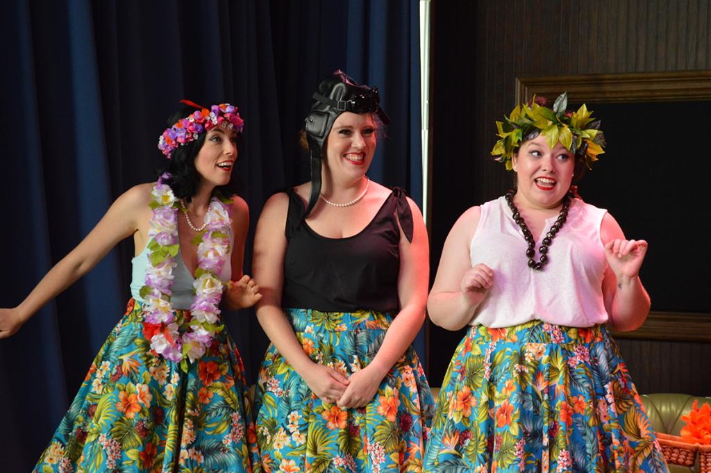 Trouble in Tahiti opera