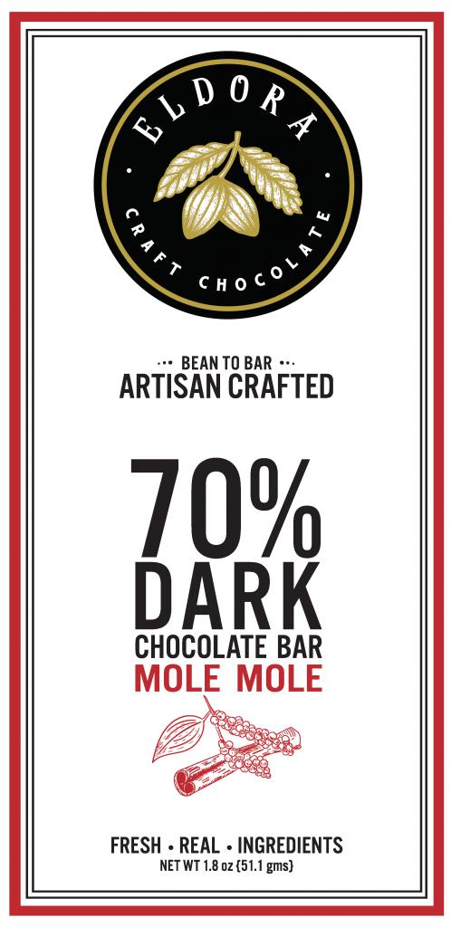 Eldora Chocolate Packaging 2019