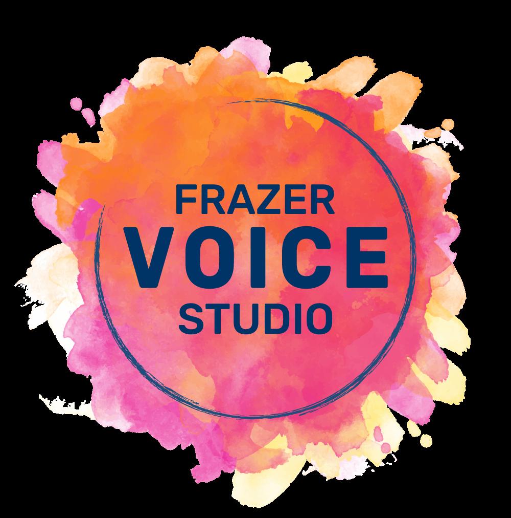 Frazer Voice Studio Logo 2020